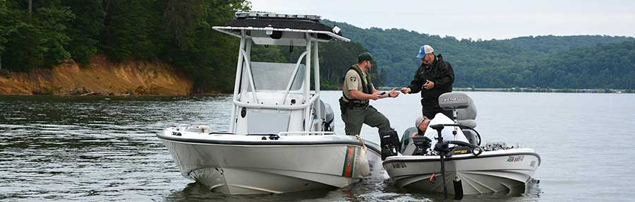 boating in tennessee registrations